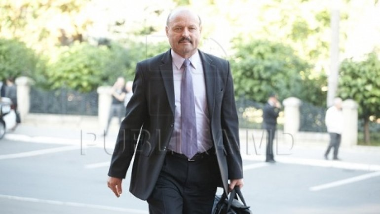 Valeriu Ghiletchi's reaction on withdrawal of Marian Lupu from presidential race