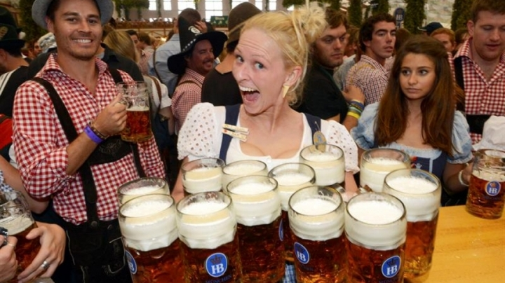 Oktoberfest registers lowest level of visitors in 15 years, number of sex crimes increase rapidly
