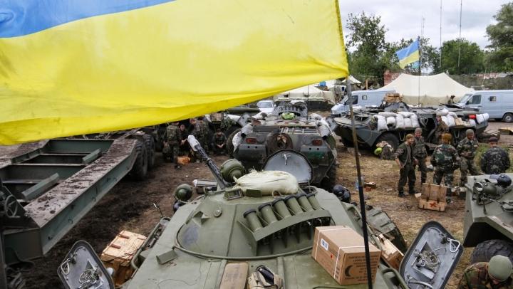 Hardships of making peace in eastern Ukraine