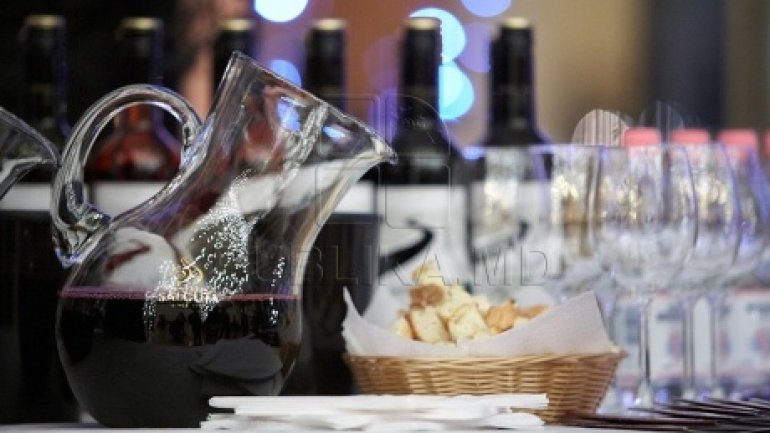 Moldovans, guests drank and ate way more on Wine Day, year on year