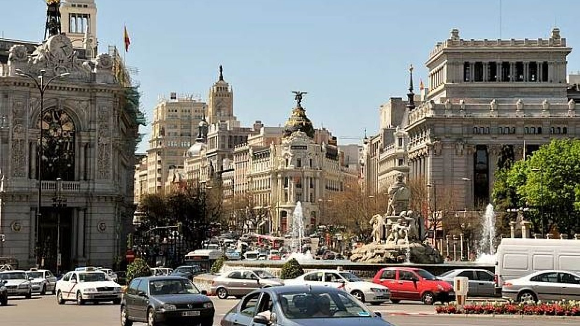 Madrid Poised To Restrict Cars In City Centre Amid Air Pollution