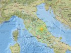 Central Italy hit by another earthquake