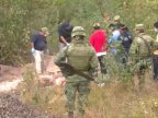Dozens of bodies found in hidden graves in Mexico