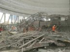 At least 40 killed in China construction collapse