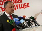 Igor Dodon: Relations between Moldova and EU remain unchanged