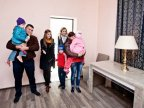 Edelweiss is fulfilling dreams: Family from Hincesti town received a house (Photos)