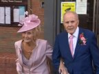 Derbyshire couple get married 65 years after split