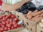 Higher prices for local fruits and vegetables