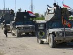 Iraqi Army gets into Mosul. Starts hunting for ISIS leader al-Baghdadi