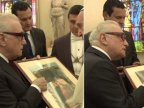 Martin Scorsese meets Pope Francis 30 years after Christ film row