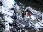 Colombia plane crash: Both black boxes recovered from crash site as Brazil mourns