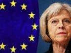 """Theresa May wants post-Brexit UK at """"cutting edge"""""""