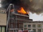 Tootle Opera House burns to ashes (PHOTO/VIDEO)
