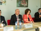 Moldovan PM discusses economic situation in Moldova, after signing agreement with IMF in Brussels