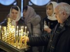 Orthodox Christians celebrate Shrove Sunday which marks beginning of Christmas Lent
