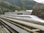 Japan breaks own speed record with new maglev train