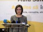 Maia Sandu avoids answering disturbing questions from electors