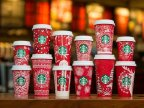 Starbucks gives in to pressure, goes back to traditional holiday cups