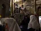 Tomb of Jesus in Jerusalem is being rennovated by researchers