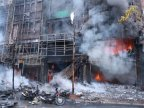 Karaoke bar fire kills 13 in Vietnam capital