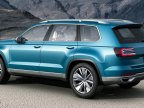 Volkswagen unveils new SUV for Chinese market