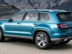 Volkswagen unveils new SUV for Chinese market