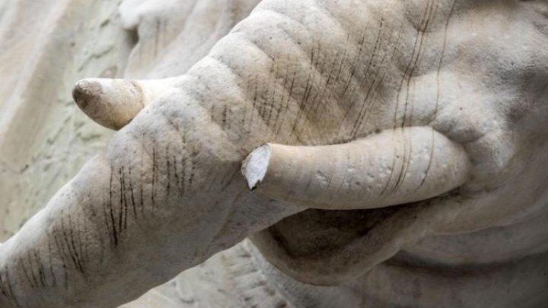 Rome in shock as Bernini elephant statue vandalised