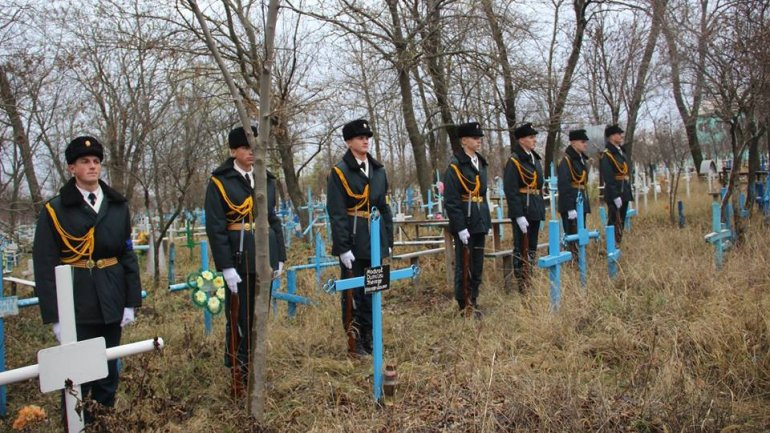 Fallen hero Ivan Nogailic laid to rest with full military honors (TEARFUL PHOTOS)