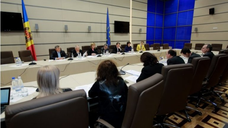 Venice Commission delegation pays working visit to Moldova