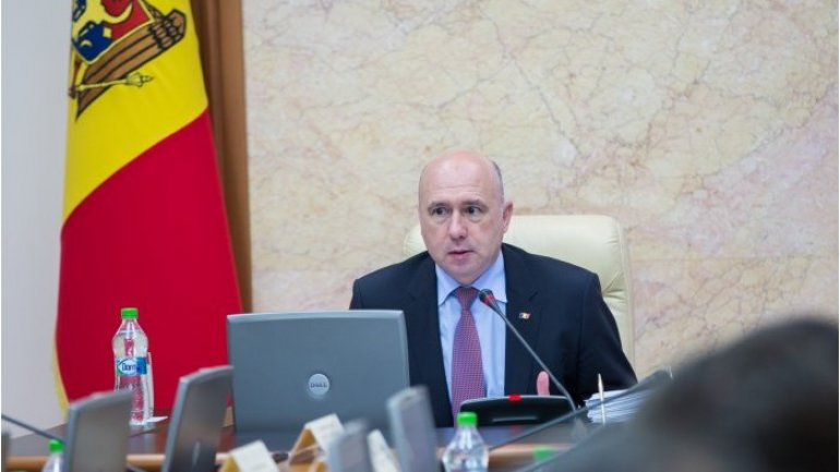 Moldovan premier demands proper remuneration of those bringing incomes to budget