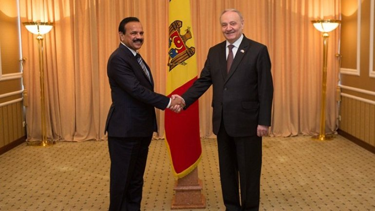Moldova, India declare for deepening bilateral ties
