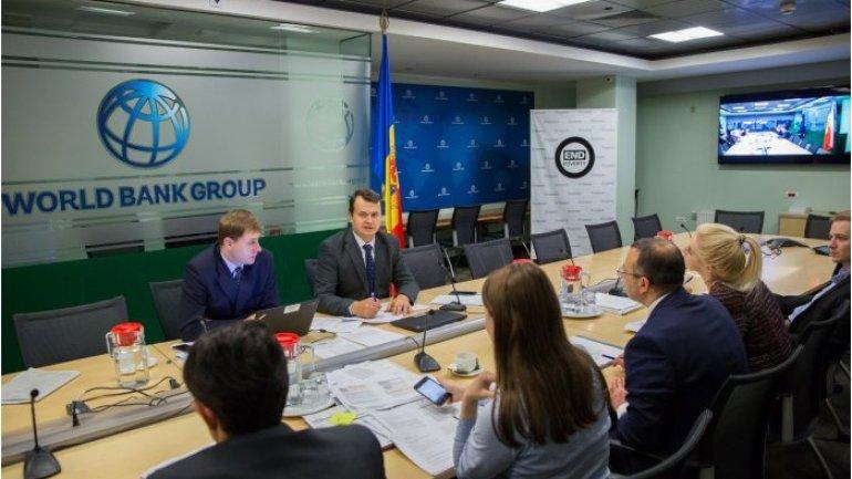 Government, World Bank start talks for agreement on financing worth 45 million dollars
