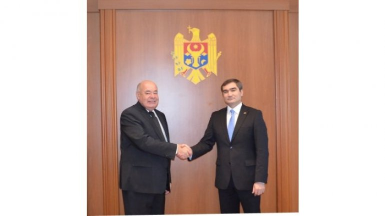 Moldovan deputy foreign minister meets Special Representative of Russian president