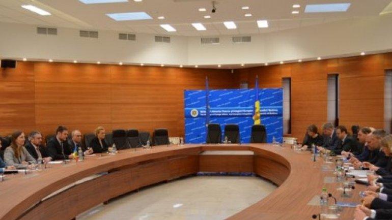 European diplomats on visit to Moldova