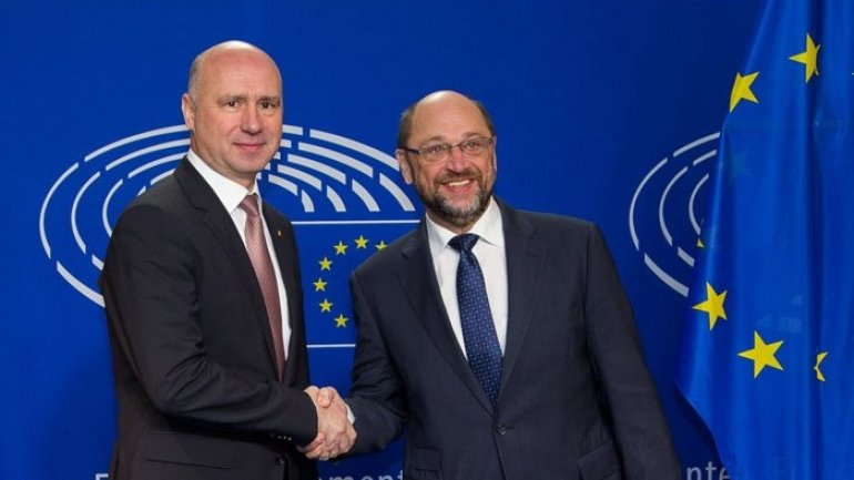 European Parliament trusts Moldova's European future