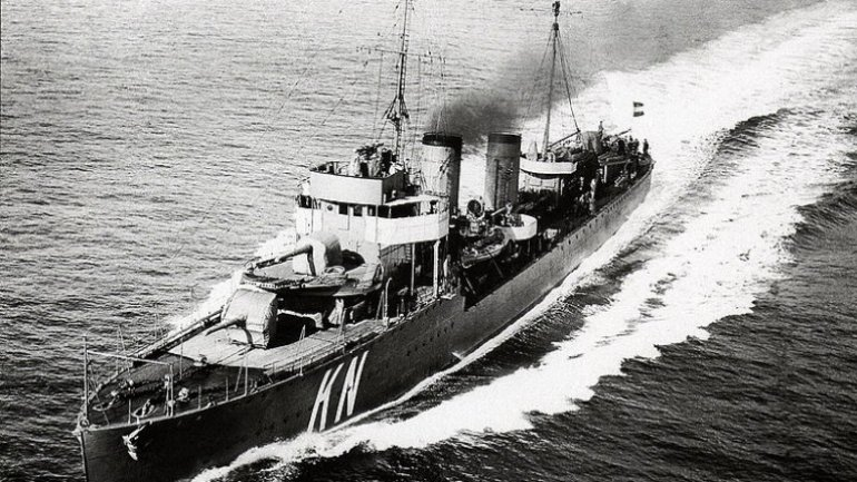 British, Dutch WWII shipwrecks vanish from Pacific Ocean