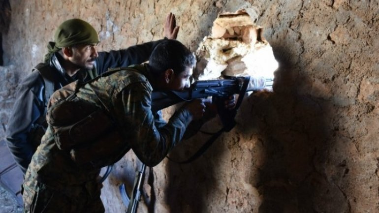 Syrian forces capture key Aleppo area