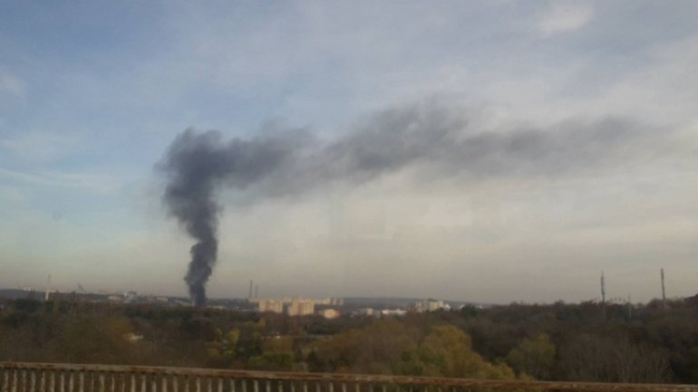 Deadly fire breaks out in Chisinau factory: Firefighter dies on mission