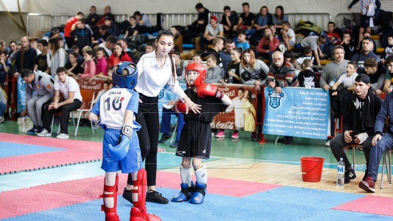Hundreds of athletes competed at National kickboxing Championship (PHOTOREPORT)