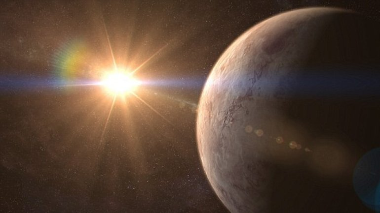New exoplanet found orbiting a star 33 light years away from Earth