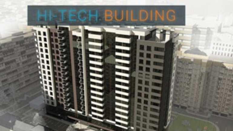 First smart apartment building to appear in Moldova