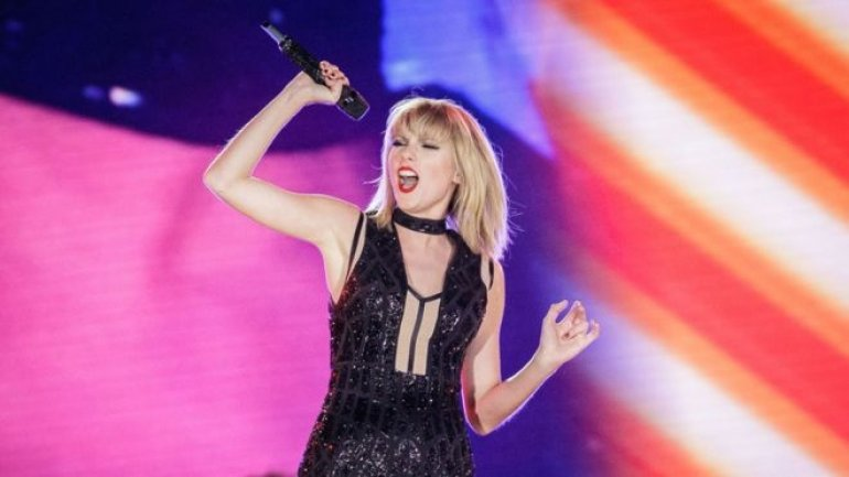 Taylor Swift is highest-paid woman in music