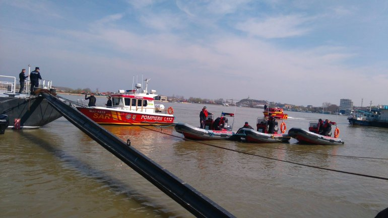 Details in case of six Moldovans severely injured after navy accident in Danube Delta
