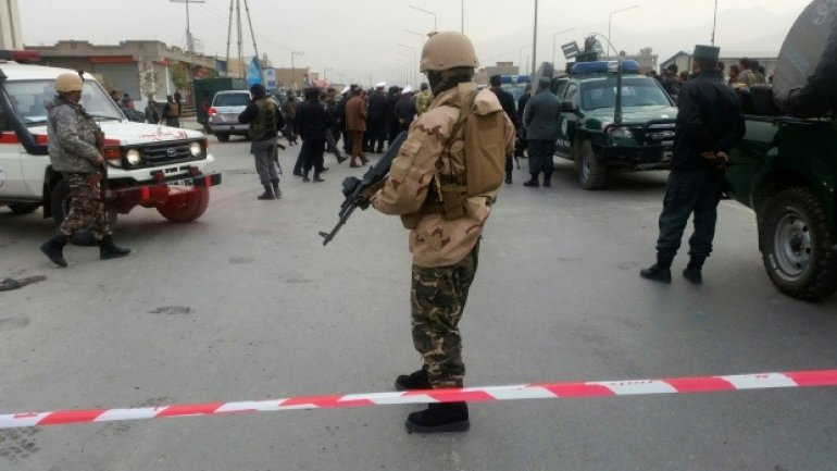 ISIS claims responsibility of suicide bomb attack on mosque in Kabul