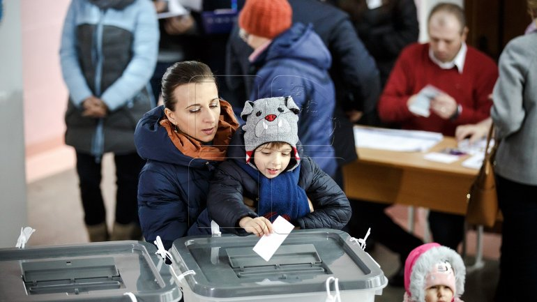 Observers: During elections were not registered major deviations which might influence elections result