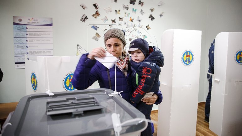 Presidential Election 2016: Citizens of Rezina district - highly active
