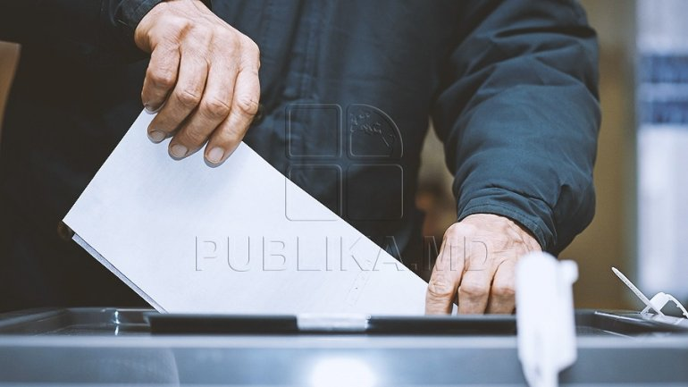 Ballot papers for elections in Gagauzia Popular Assembly printed out