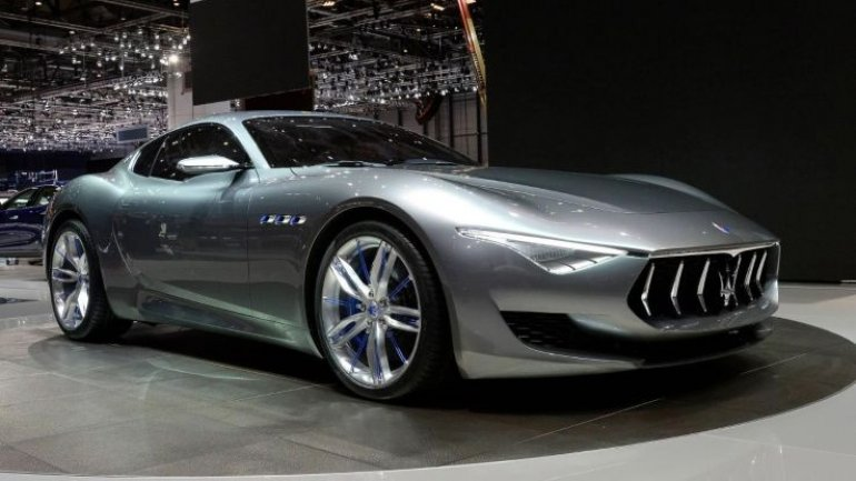 Maserati plans an all-electric Alfieri for 2020