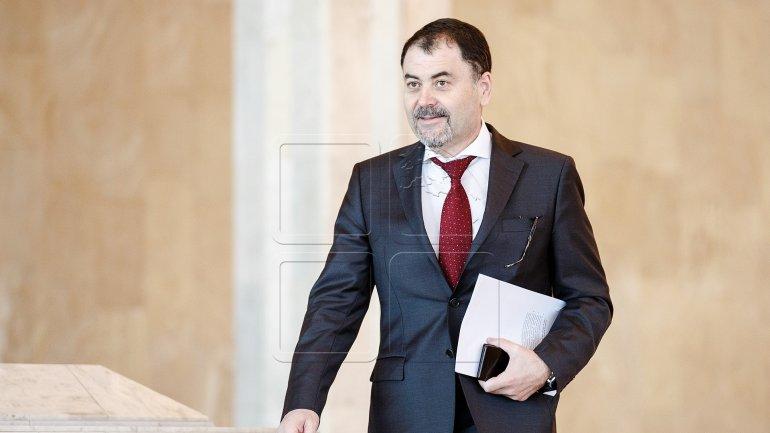 Defence Minister Anatol Salaru held meeting with Slovak Ambassador in Chisinau