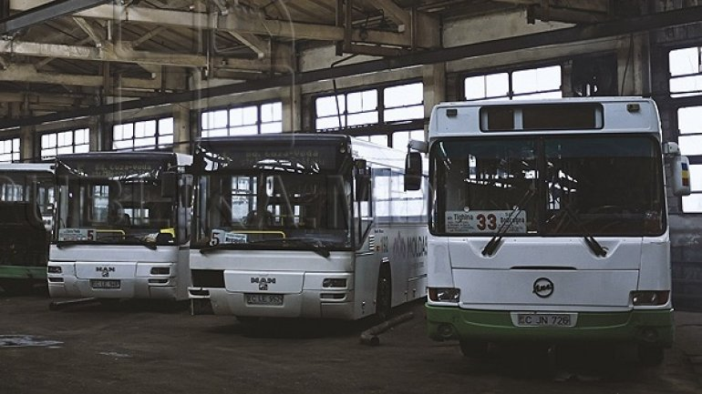 Chisinau residents welcome City Hall initiative to purchase second-hand buses